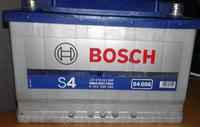 Bosch 74Ач б/у
