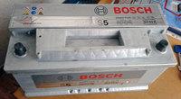 Bosch 100Ач б/у