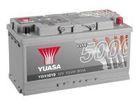 Yuasa 12V 100Ah Silver High Performance Battery YBX5019 (R+)