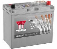 Yuasa YBX5000 Silver High Performance SMF 12В 48Ач(Tesla Model 3) 430A(EN) R+ (YBX5053)