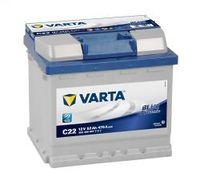Varta Blue Dynamic 52Ah (C22)