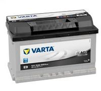 Varta Black Dynamic 70Ah (E9)
