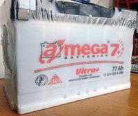 A-Mega Ultra+ 77Ah new 2016