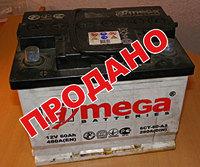 Аккумулятор б/у A-Mega 60 Ah
