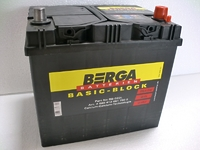 Berga Asia Basic-Block 60 (R+)