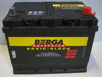 Berga Asia Basic-Block 68 (R+)