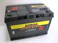 Berga Asia Basic-Block 91 (L+)