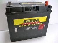 Berga Asia Basic-Block 45 (R+)