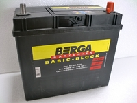 Berga Asia Basic-Block 45 (R+)