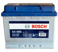 60Ач Bosch S4 005 (R+)