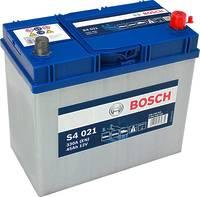 45Ач Bosch S4 021 (R+)