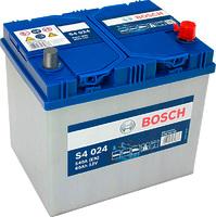 60Ач Bosch S4 024 (R+)