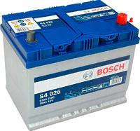 70Ач Bosch S4 026 (R+)