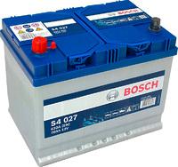 70Ач Bosch S4 027 (L+)