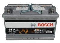 Bosch AGM 80Ah