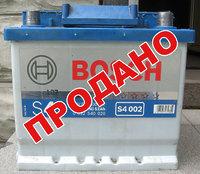 Аккумулятор б/у Bosch S4 002 52 Ah