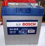 40Ач Bosch S4 019 TK (L+)