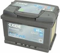 Exide Premium 61 (R+)