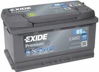 Exide Premium 85 (R+)