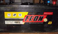 Feon 225 Ач б/у