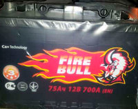 Fire Bull 75 (R+)