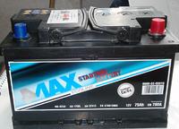 Max 75Ач б/у