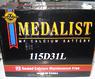 Medalist 115D31L 100Ah (R+)