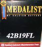 Medalist 42B19FL 40Ah (R+)(Хюндай I10,Киа Пиканто)