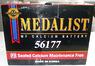 Medalist 56177 (Ford) 61Ah (R+)