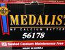 Medalist 56178  61Ah (L+)