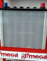 Panasonic 60Ач б/у