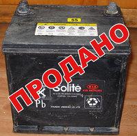 Аккумулятор б/у Solite 55