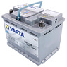 Varta AGM Stop Start D52 60Ah