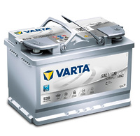 Varta AGM Start Stop E39 70Ah