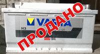 Аккумулятор б/у Varta 100 Ah