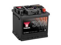 Yuasa YBX3012 50Ah R+