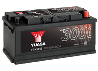 Yuasa YBX3017 90Ah R+