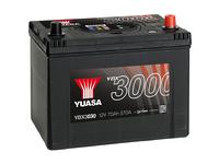 Yuasa YBX3030 70Ah R+
