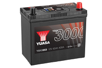 Yuasa YBX3053 45Ah R+