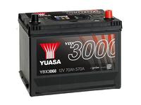 Yuasa YBX3068 70Ah R+