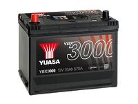 Yuasa YBX3069 70Ah L+