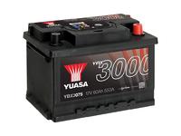 Yuasa YBX3075 60Ah R+