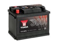 Yuasa YBX3078 60Ah L+