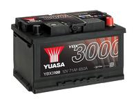 Yuasa YBX3100 71Ah R+