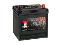 Yuasa YBX3108 50Ah R+