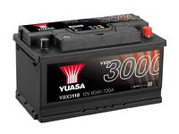 Yuasa YBX3110 80Ah R+