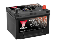 Yuasa YBX3111 50Ah R+