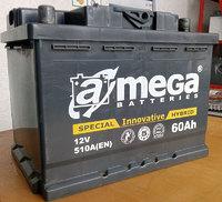 A-Mega Special 60Ач б/у