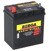 Berga Asia Basic-Block 35 (L+)