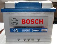 Bosch S4 006 60Ач б/у